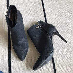 Lanvin Leather booties